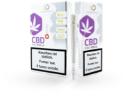 Cannerald Premium Pre-Rolled CBD Joins