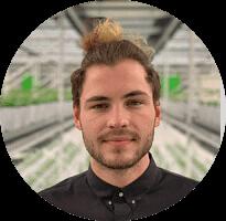 Severin Amweg - Geschäftsführer Cannerald GmbH und Head Grower
